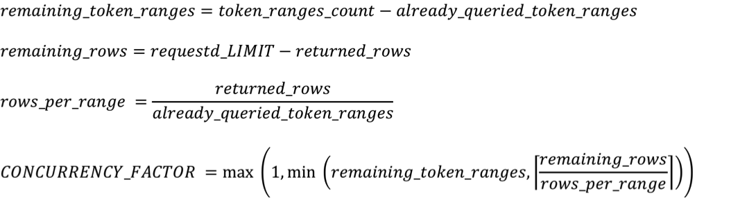 Updated-Concurrency-Factor