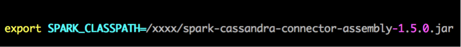spark_classpath
